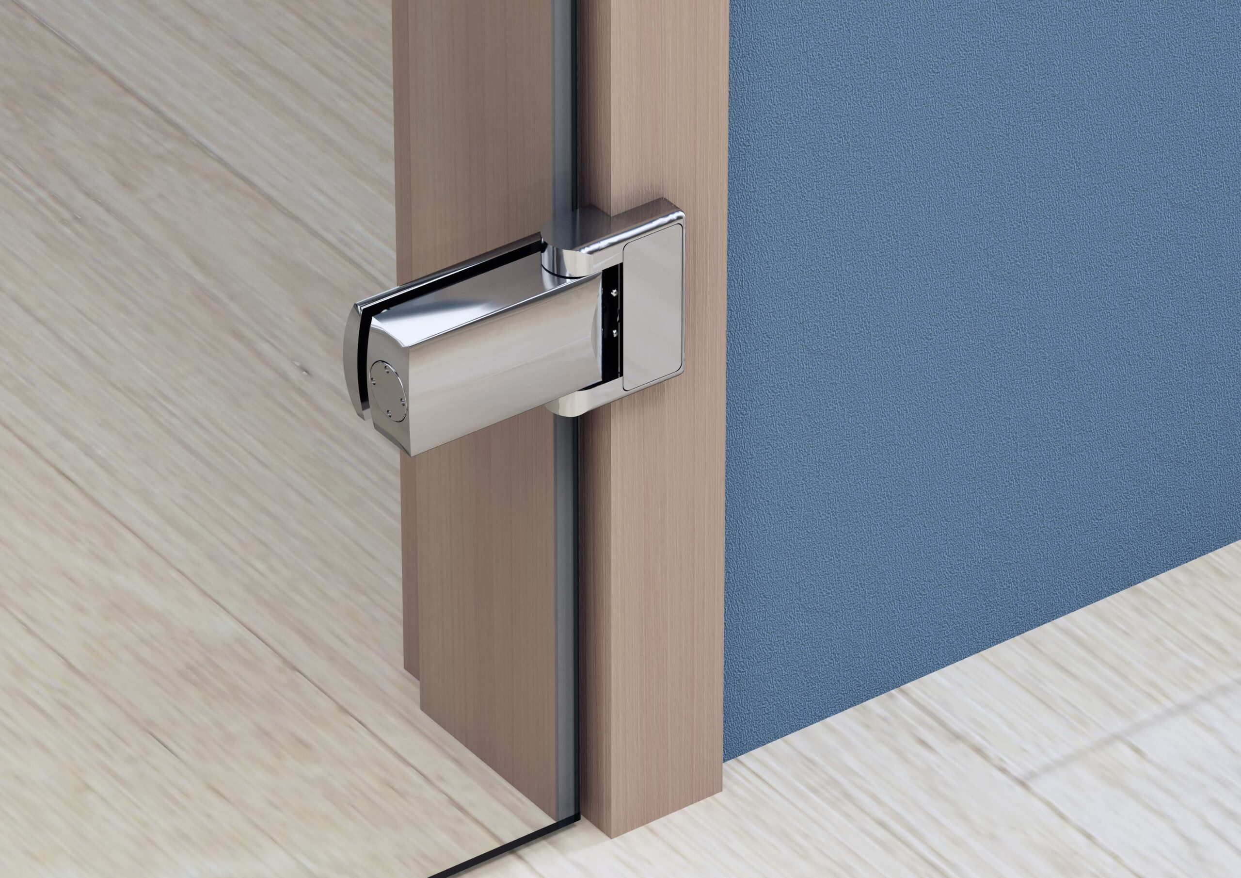 8060WD Hinge for wooden jamb