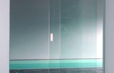 accessori porte scorrevoli in vetro Colcom