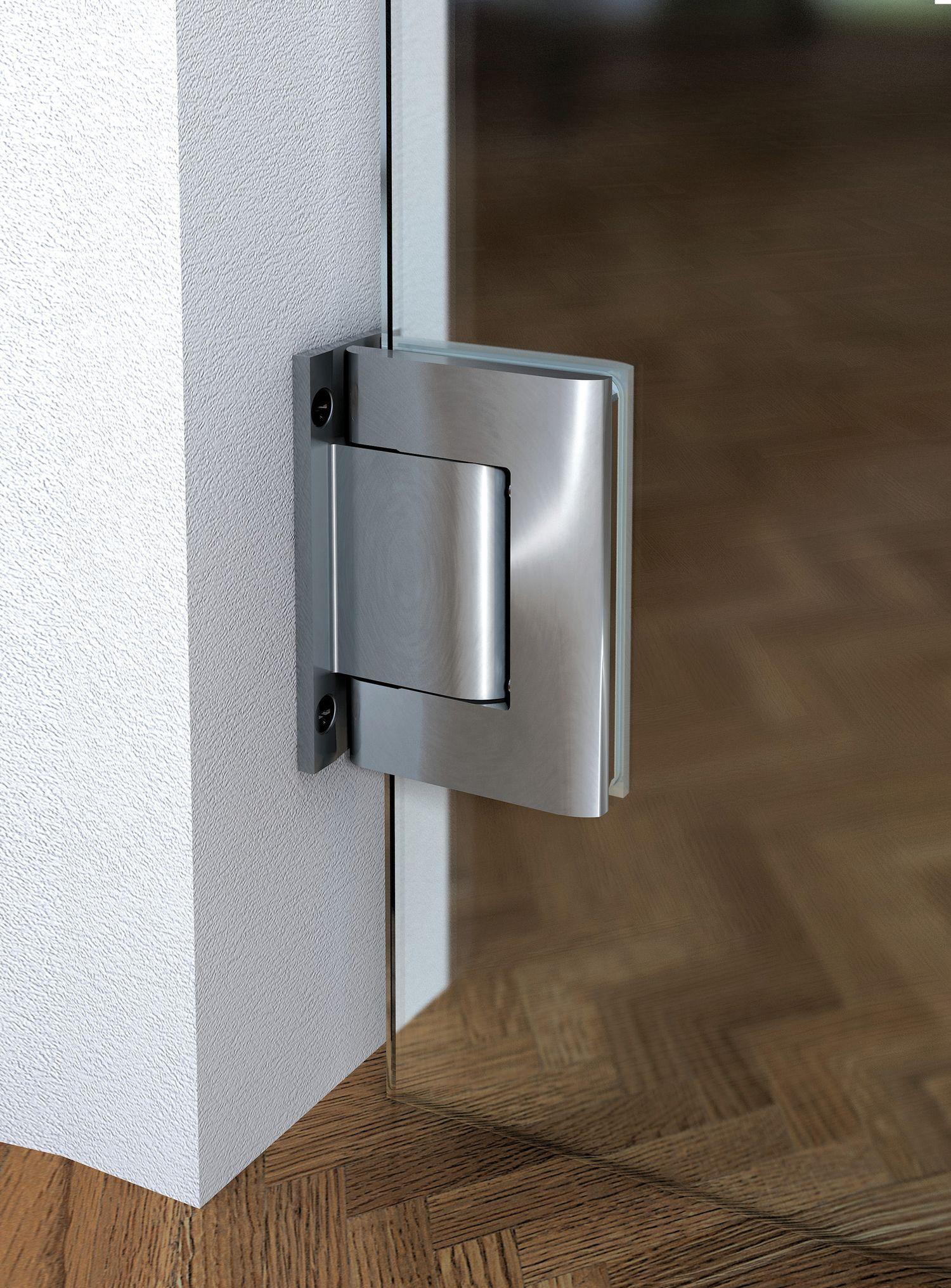 Biloba hinges for internal doors