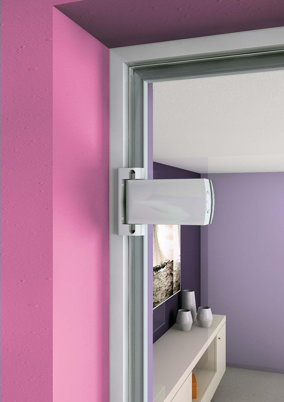 Biloba 8060 hinges for internal doors Colcom