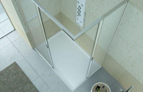 box doccia scorrevole in vetro Colcom