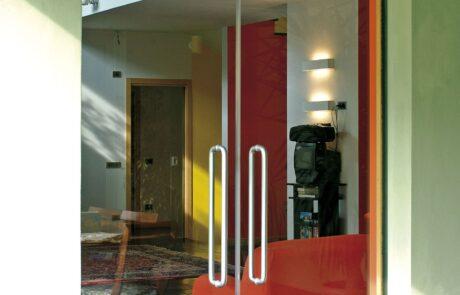 cerniere automatiche per porte in vetro Colcom