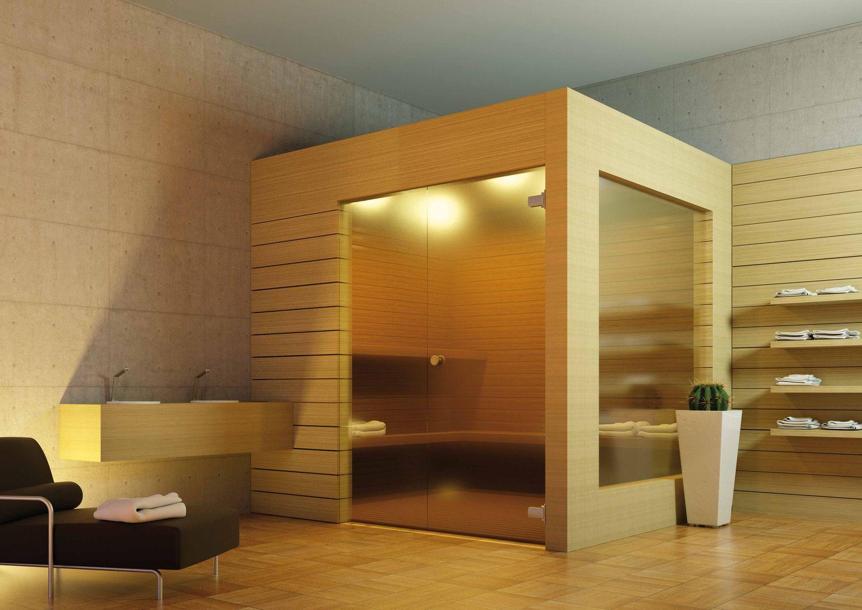 Kit sauna Colcom
