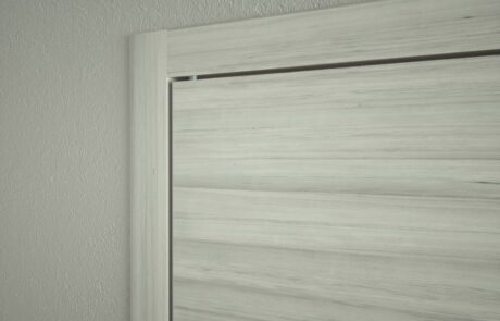 Evo Vela Wood cerniera a scomparsa per porte in legno