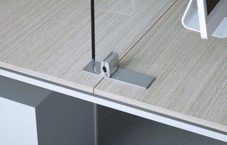 Separatori Covid per vetro e-o plexiglass Colcom