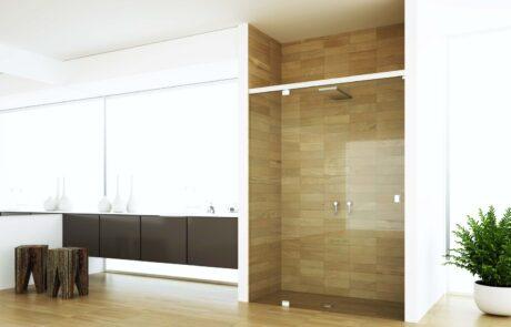 Slash box doccia porta pivotante Colcom