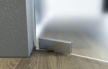 Unica Slim hidraulic door closer Colcom