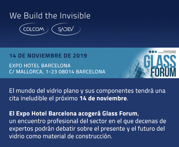Glass Forum Barcellona 2019