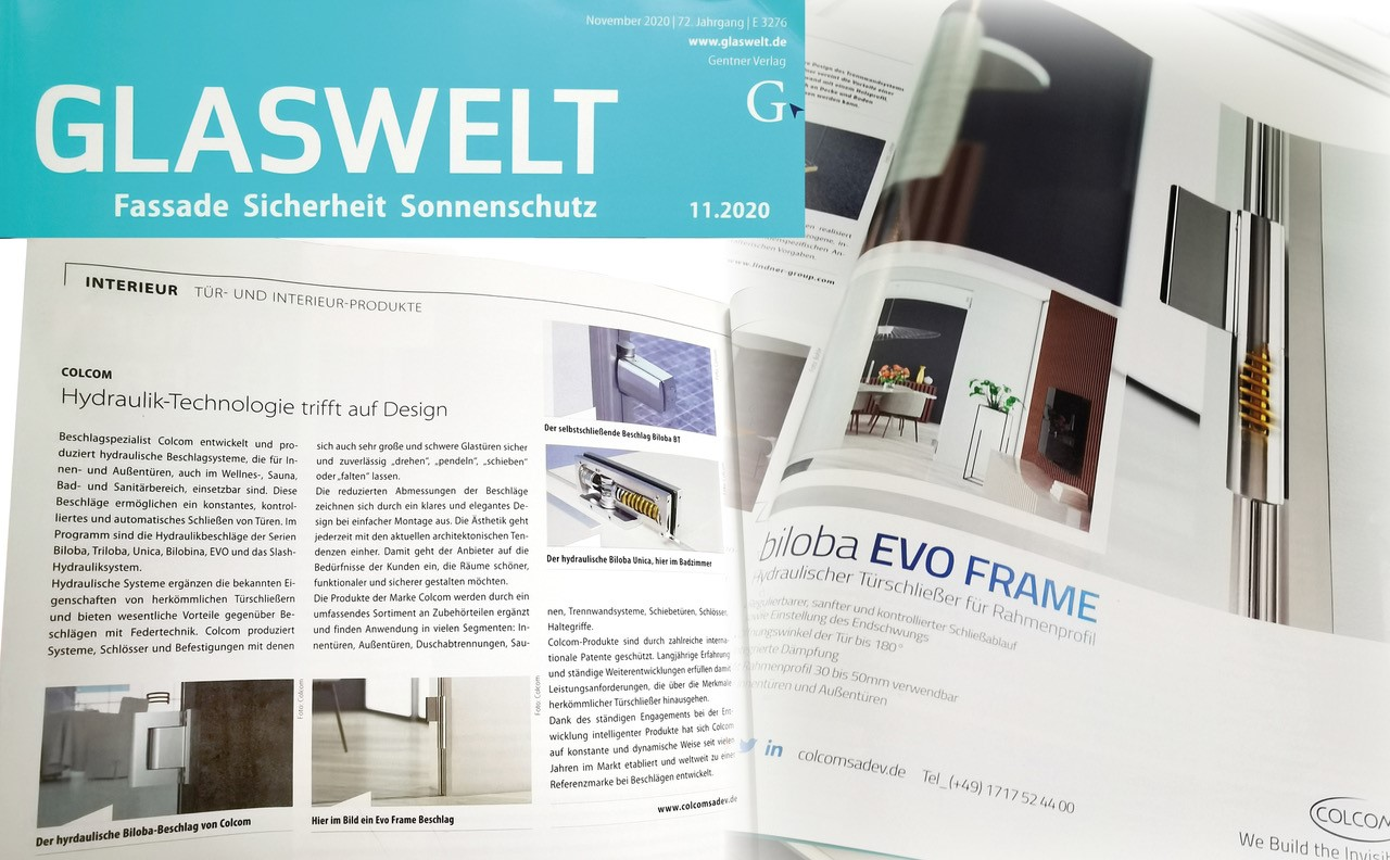 Glaswelt November 2020