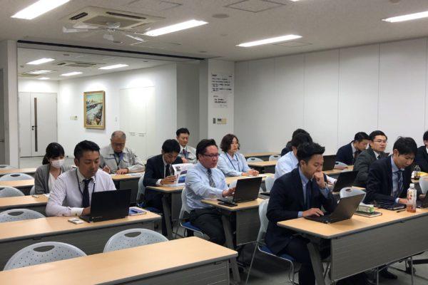 Training Meeting Giappone Colcom